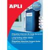 APLI 2 pályás etikett