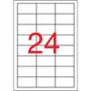 APLI 64,6x33,8 mm univerzális Etikett (100 lap)