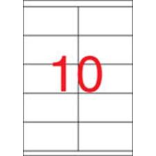 APLI Etikett, univerzális, 105x57 mm, APLI, 1000 etikett/csomag etikett