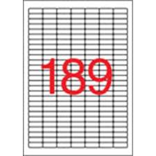 APLI Etikett, univerzális, 25,4x10 mm, eltávolítható, kerekített sarkú, APLI, 4725 etikett/csomag etikett