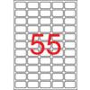 APLI Etikett, univerzális, 36,8x23,8 mm, eltávolítható, kerekített sarkú, APLI, 5500 etikett/csomag