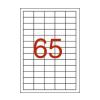 APLI etikett univerzális 38x212 mm 650 APLI etike