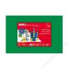 APLI Moosgumi, 400x600 mm, APLI Eva Sheets, zöld (LCA12761)