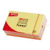 APLI Öntapadó jegyzettömb, pasztell színű, 125x75 mm, 400 lap (LNP13438)