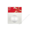 APLI Styropor gömb, 80 mm, APLI Creative (LCA13477)