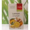 Apotheke tea gyömbéres citrom filt. 20 db