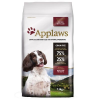 Applaws Adult Small & Medium Breed csirke & bárány - 7,5 kg