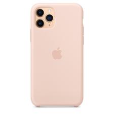 Apple Apple iPhone 11 Pro szilikon tok – rózsakvarc tok és táska
