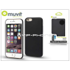 Apple Apple iPhone 6/6S hátlap - Muvit Back Thin Case - black