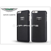 Apple Apple iPhone 6/6S valódi bőr hátlap - Aston Martin Racing - black