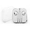 Apple EarPods iPhone 5/6 GYÁRI sztereo headset hordozható dobozban