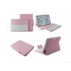 Apple iPad Mini 4, Bluetooth billentyűzetes mappa tok, rózsaszín