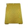 Apple iPad Mini / iPad Mini 2 / iPad Mini 3, Műanyag hátlap védőtok, csillogós, arany