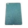 Apple iPad Mini / iPad Mini 2 / iPad Mini 3, Műanyag hátlap védőtok, csillogós, kék