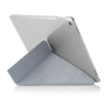 Apple iPad Pro 12.9 (2017), Origami Smart Case, ezüst