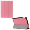 Apple iPad Pro 12.9, mappa tok, Trifold, rózsaszín