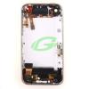 Apple iPhone 3G 16GB fehér Komplett hátlap