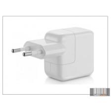 Apple iPhone 3G/3GS/4/5/iPad2/iPad3/iPad Air USB hálózati töltő adapter - 5V/2,4A - 12 W - MD836ZM/A tablet kellék