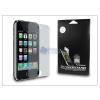 Apple iPhone 3G/3GS képernyõvédõ fólia - Frosted - 1 db/csomag
