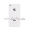 Apple iPhone 4 hátlap fehér*