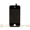 Apple iPhone 4 LCD kijelző érintőpanellel, fekete