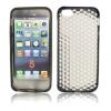 Apple iPhone 5 / 5S / SE, TPU szilikon tok, LUX, füst