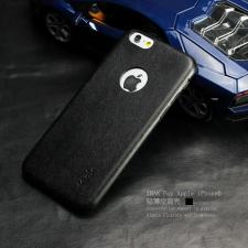 Apple iPhone 6/6S hátlap - IMAK Ultra-Thin - fekete tok és táska