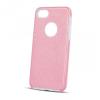Apple iPhone 7 Plus, TPU szilikon tok, csillogó, Forcell Shining, vörösarany