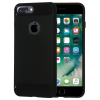 Apple iPhone X Carbon vékony szilikon tok szürke