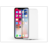 Apple iPhone X szilikon hátlap - Ultra Slim 0,3 mm - transparent