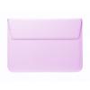 """Apple MacBook Air 13 (13.3""""), laptop táska, asztali tartó, stand, bújtatós, SZEGYCHX, világos rózsaszín"""