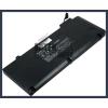 Apple MacBook Pro 13.3 inch MC724J/A - A1322 57 Wh 6 cella fekete notebook/laptop akku/akkumulátor utángyártott