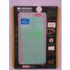 Apple Mercury Apple iPhone 5G/5S/5SE elő- és hátlapi kijelzővédő fólia menta
