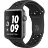 Apple Watch Nike+ 42mm Grey Alu Case with Anthracite Band  MQ182ZD/A