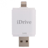 AppleKing Extra flash memória Lightning / USB pro iPhone 6 / 6S / 6 Plus / 6S Plus / 5 / 5S / 5C - 16 GB