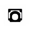 AppleKing Gumi alátét a Home Button alá Apple iPad 4 -re