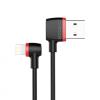 AppleKing JOYROOM töltő kábel Apple készülékekhez - 1m - fekete