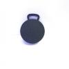 AppleKing Kis hordozható vezeték nélküli Bluetooth hangszóró textil huzattal - fekete