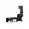 AppleKing Tápforrás, adatátviteli csatlakozó és jack foglalatos flex vezeték Apple iPhone SE - fehér