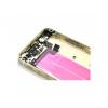 AppleKing Teljes kiszerelésű pót hátlap Apple iPhone 5S készülékre - arany