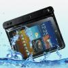 AppleKing Univerzális vízálló tok iPad készülékre - méret: 21 x 14cm - fekete