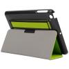 AppleKing Védő borító perforált hátoldallal és fogantyúval Apple iPad Mini 3 / 2 / 1 - zöld
