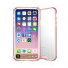 AppleKing Védő műanyag fedél iPhone X készülékhez - bíborszínű