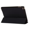 AppleKing Védő tok edzett műanyagból és összecsukható állvánnyal Apple iPad Mini 4 - fekete