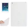 """AppleKing Védő tok puha műanyagból csúszásmentes felülettel Apple iPad Air / iPad 9.7"""" (2017) / iPad 2018 - fehér"""