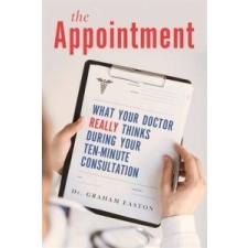 Appointment – Graham Easton idegen nyelvű könyv