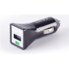 Approx USB Car Charger 1A fekete