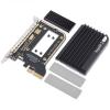 Aqua kryoM.2 evo PCIe 3.0 x4 Adapter (53246)