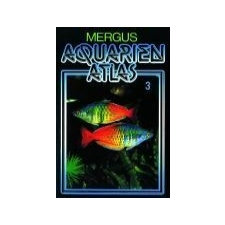 Aquarien Atlas 3 idegen nyelvű könyv