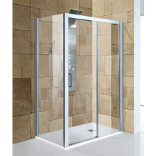 Aquatek Dynamic R33 120x90 zuhanykabin L/R kád, zuhanykabin